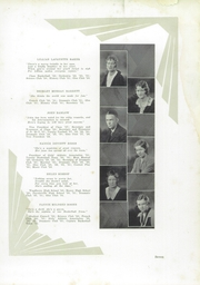 Page 11, 1931 Edition, Fayetteville High School - La Famac Yearbook (Fayetteville, NC) online yearbook collection