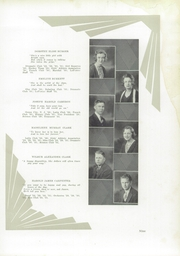 Page 13, 1931 Edition, Fayetteville High School - La Famac Yearbook (Fayetteville, NC) online yearbook collection