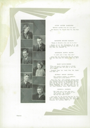 Page 16, 1931 Edition, Fayetteville High School - La Famac Yearbook (Fayetteville, NC) online yearbook collection