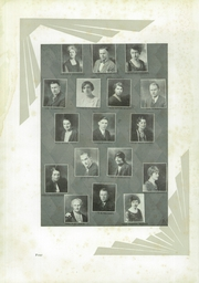 Page 8, 1931 Edition, Fayetteville High School - La Famac Yearbook (Fayetteville, NC) online yearbook collection