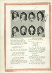 Page 12, 1932 Edition, Fayetteville High School - La Famac Yearbook (Fayetteville, NC) online yearbook collection