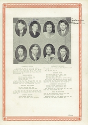 Page 15, 1932 Edition, Fayetteville High School - La Famac Yearbook (Fayetteville, NC) online yearbook collection