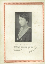 Page 6, 1932 Edition, Fayetteville High School - La Famac Yearbook (Fayetteville, NC) online yearbook collection