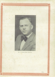 Page 7, 1932 Edition, Fayetteville High School - La Famac Yearbook (Fayetteville, NC) online yearbook collection