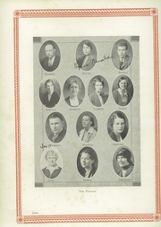Page 8, 1932 Edition, Fayetteville High School - La Famac Yearbook (Fayetteville, NC) online yearbook collection