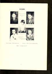 Page 13, 1938 Edition, Fayetteville High School - La Famac Yearbook (Fayetteville, NC) online yearbook collection