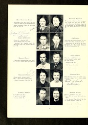 Page 14, 1938 Edition, Fayetteville High School - La Famac Yearbook (Fayetteville, NC) online yearbook collection