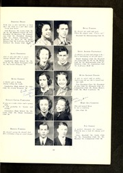Page 17, 1938 Edition, Fayetteville High School - La Famac Yearbook (Fayetteville, NC) online yearbook collection