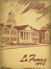 Page 1, 1943 Edition, Fayetteville High School - La Famac Yearbook (Fayetteville, NC) online yearbook collection