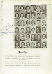 Page 11, 1943 Edition, Fayetteville High School - La Famac Yearbook (Fayetteville, NC) online yearbook collection