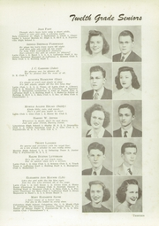 Page 17, 1943 Edition, Fayetteville High School - La Famac Yearbook (Fayetteville, NC) online yearbook collection
