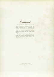 Page 7, 1943 Edition, Fayetteville High School - La Famac Yearbook (Fayetteville, NC) online yearbook collection