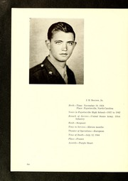 Page 10, 1945 Edition, Fayetteville High School - La Famac Yearbook (Fayetteville, NC) online yearbook collection