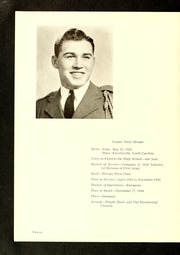 Page 16, 1945 Edition, Fayetteville High School - La Famac Yearbook (Fayetteville, NC) online yearbook collection