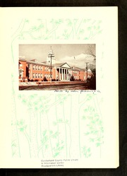 Page 7, 1946 Edition, Fayetteville High School - La Famac Yearbook (Fayetteville, NC) online yearbook collection