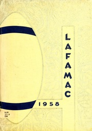 Page 1, 1958 Edition, Fayetteville High School - La Famac Yearbook (Fayetteville, NC) online yearbook collection