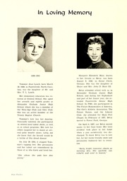 Page 16, 1958 Edition, Fayetteville High School - La Famac Yearbook (Fayetteville, NC) online yearbook collection