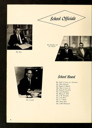 Page 12, 1961 Edition, Fayetteville High School - La Famac Yearbook (Fayetteville, NC) online yearbook collection