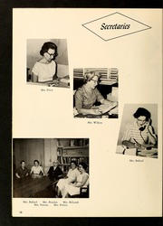Page 14, 1961 Edition, Fayetteville High School - La Famac Yearbook (Fayetteville, NC) online yearbook collection