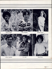 Page 15, 1979 Edition, Perquimans County High School - Galleon Yearbook (Hertford, NC) online yearbook collection