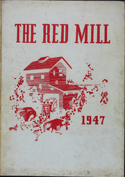 1947 Edition, Red Springs High School - Red Mill Yearbook (Red Springs, NC)