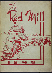 1949 Edition, Red Springs High School - Red Mill Yearbook (Red Springs, NC)