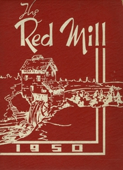 1950 Edition, Red Springs High School - Red Mill Yearbook (Red Springs, NC)