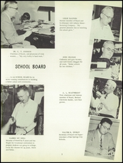 Page 11, 1952 Edition, Red Springs High School - Red Mill Yearbook (Red Springs, NC) online yearbook collection