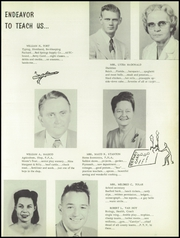 Page 13, 1952 Edition, Red Springs High School - Red Mill Yearbook (Red Springs, NC) online yearbook collection
