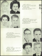 Page 16, 1952 Edition, Red Springs High School - Red Mill Yearbook (Red Springs, NC) online yearbook collection