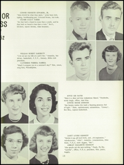 Page 17, 1952 Edition, Red Springs High School - Red Mill Yearbook (Red Springs, NC) online yearbook collection