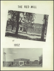 Page 7, 1952 Edition, Red Springs High School - Red Mill Yearbook (Red Springs, NC) online yearbook collection