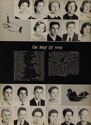 Page 6, 1958 Edition, Red Springs High School - Red Mill Yearbook (Red Springs, NC) online yearbook collection