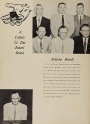 Page 8, 1958 Edition, Red Springs High School - Red Mill Yearbook (Red Springs, NC) online yearbook collection