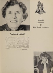 Page 9, 1958 Edition, Red Springs High School - Red Mill Yearbook (Red Springs, NC) online yearbook collection
