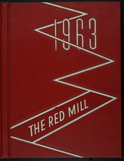 1963 Edition, Red Springs High School - Red Mill Yearbook (Red Springs, NC)