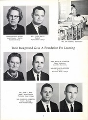 Page 13, 1963 Edition, Red Springs High School - Red Mill Yearbook (Red Springs, NC) online yearbook collection