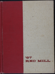 1967 Edition, Red Springs High School - Red Mill Yearbook (Red Springs, NC)