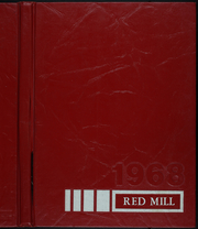 1968 Edition, Red Springs High School - Red Mill Yearbook (Red Springs, NC)