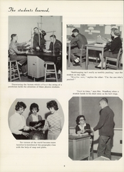 Page 12, 1962 Edition, Jordan Matthews High School - Phantomaire Yearbook (Siler City, NC) online yearbook collection