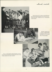 Page 13, 1962 Edition, Jordan Matthews High School - Phantomaire Yearbook (Siler City, NC) online yearbook collection