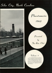 Page 7, 1962 Edition, Jordan Matthews High School - Phantomaire Yearbook (Siler City, NC) online yearbook collection