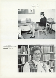 Page 12, 1969 Edition, Jordan Matthews High School - Phantomaire Yearbook (Siler City, NC) online yearbook collection