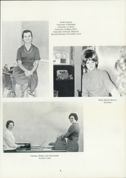 Page 13, 1969 Edition, Jordan Matthews High School - Phantomaire Yearbook (Siler City, NC) online yearbook collection