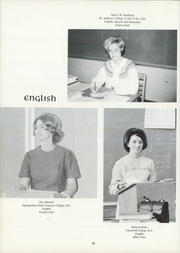 Page 14, 1969 Edition, Jordan Matthews High School - Phantomaire Yearbook (Siler City, NC) online yearbook collection