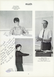 Page 16, 1969 Edition, Jordan Matthews High School - Phantomaire Yearbook (Siler City, NC) online yearbook collection