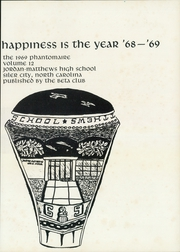 Page 5, 1969 Edition, Jordan Matthews High School - Phantomaire Yearbook (Siler City, NC) online yearbook collection