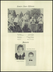 Page 15, 1957 Edition, Madison Mayodan High School - Falcon Yearbook (Madison, NC) online yearbook collection