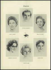 Page 16, 1957 Edition, Madison Mayodan High School - Falcon Yearbook (Madison, NC) online yearbook collection