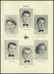 Page 17, 1957 Edition, Madison Mayodan High School - Falcon Yearbook (Madison, NC) online yearbook collection